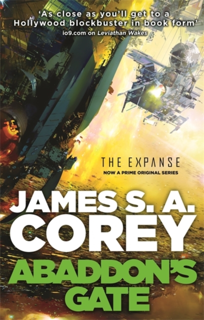 Image for Abaddon's Gate : Book 3 of the Expanse (now a Prime Original series)