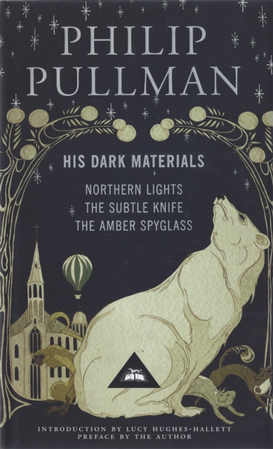 Cover for: His Dark Materials : Gift Edition including all three novels: Northern Lights, The Subtle Knife and The Amber Spyglass