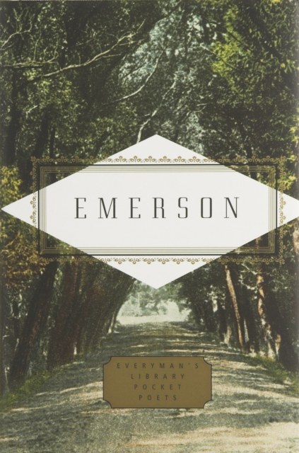 Cover for: Emerson Poems