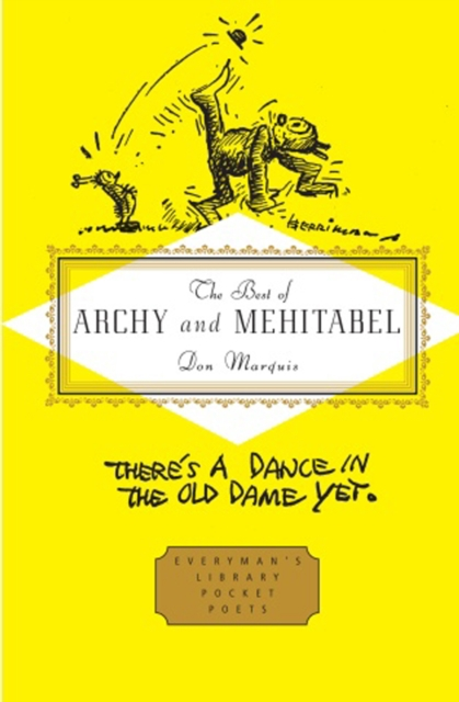 Cover for: The Best of Archy and Mehitabel