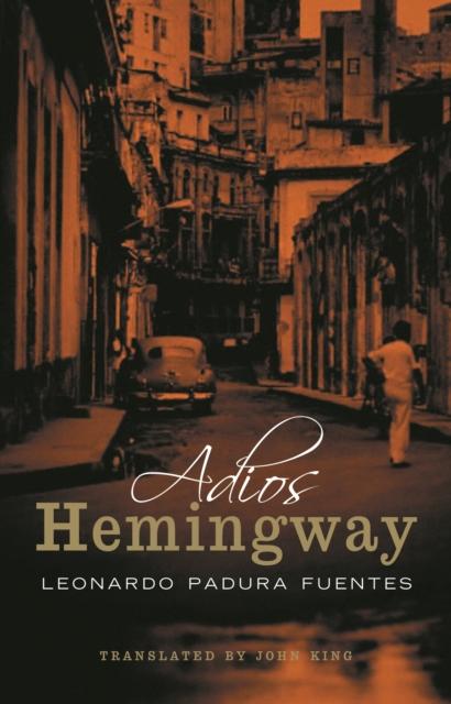 Image for Adios Hemingway
