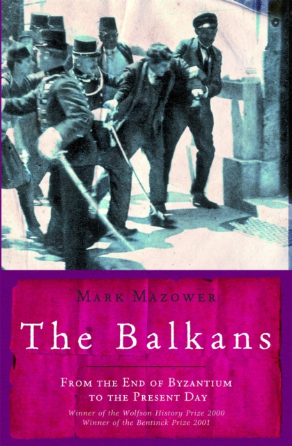 Cover for: The Balkans