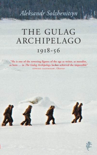 Cover for: The Gulag Archipelago