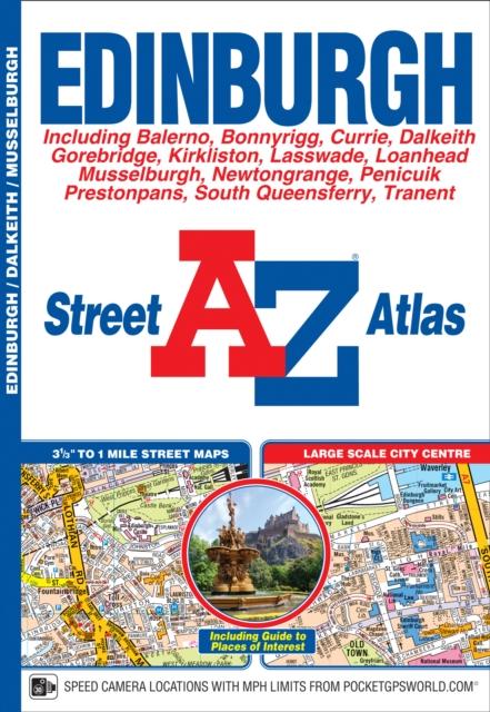Image for Edinburgh Street Atlas