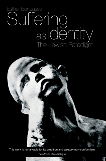 Cover for: Suffering as Identity : The Jewish Paradigm
