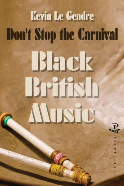 Cover for: Don't Stop the Carnival