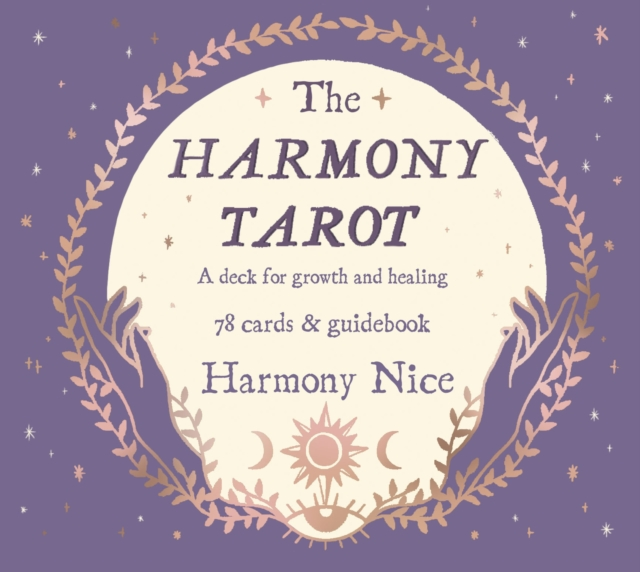Cover for: The Harmony Tarot : A deck for growth and healing
