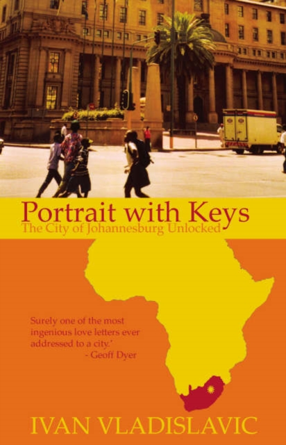 Cover for: Portrait with Keys