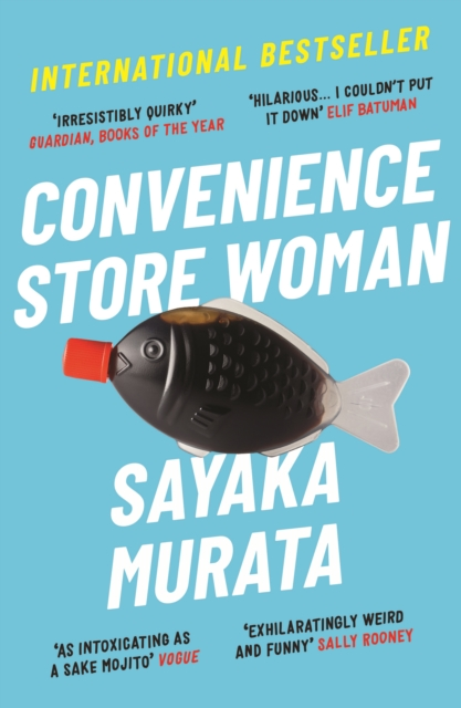 Cover for: Convenience Store Woman