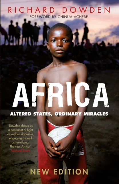 Cover for: Africa : Altered States, Ordinary Miracles
