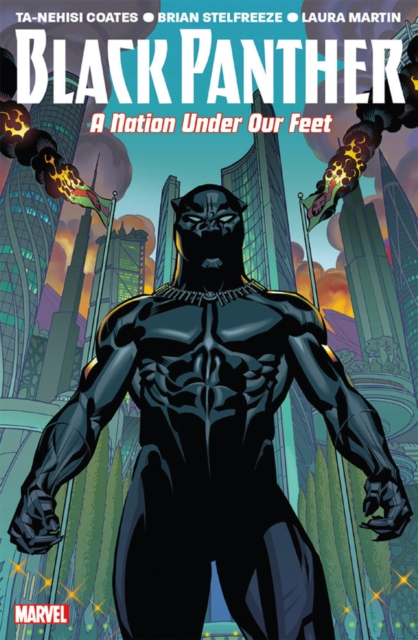 Image for Black Panther Vol. 1: A Nation Under Our Feet