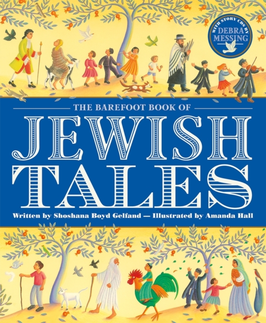 Cover for: The Barefoot Book of Jewish Tales