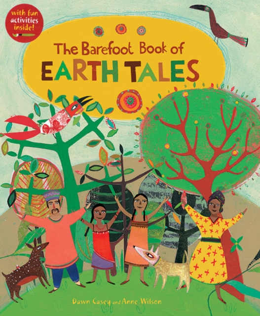 Cover for: The Barefoot Book of Earth Tales