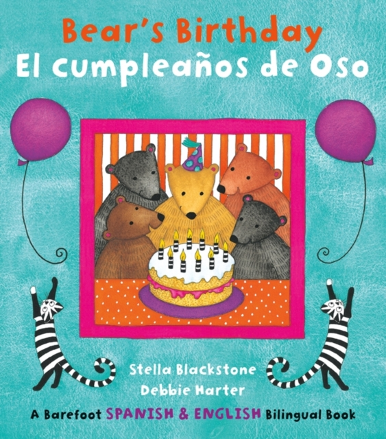 Cover for: Bear's Birthday