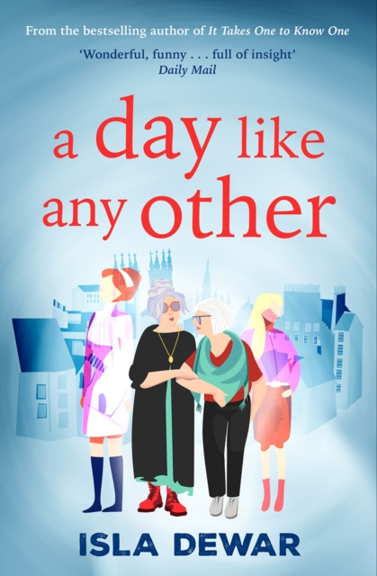 Cover for: A Day Like Any Other