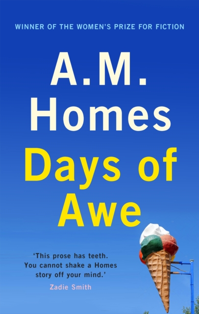 Cover for: Days of Awe