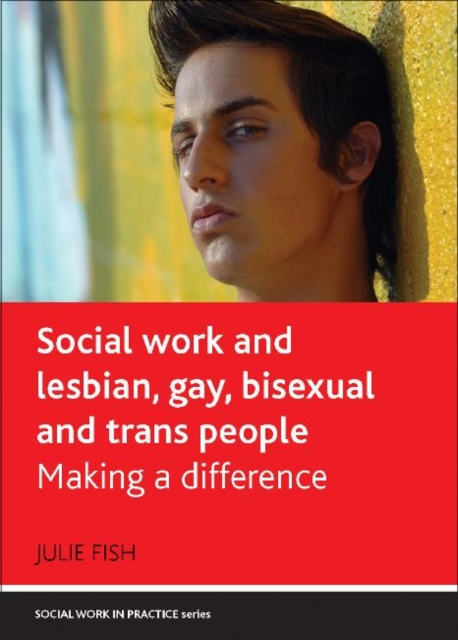 Image for Social Work and Lesbian, Gay, Bisexual and Trans People : Making a Difference