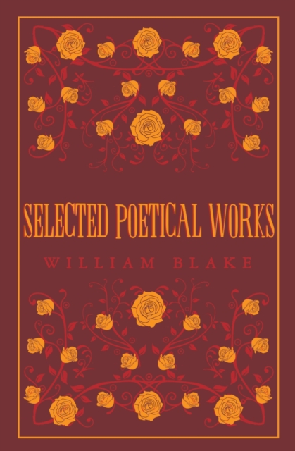 Cover for: Selected Poetical Works: Blake