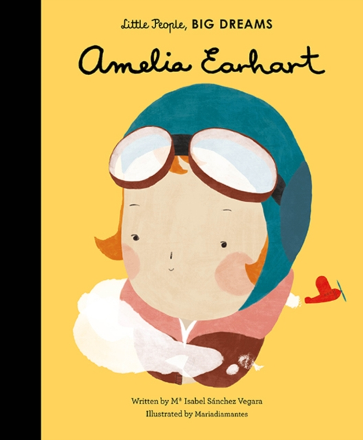 Cover for: Amelia Earhart : 3