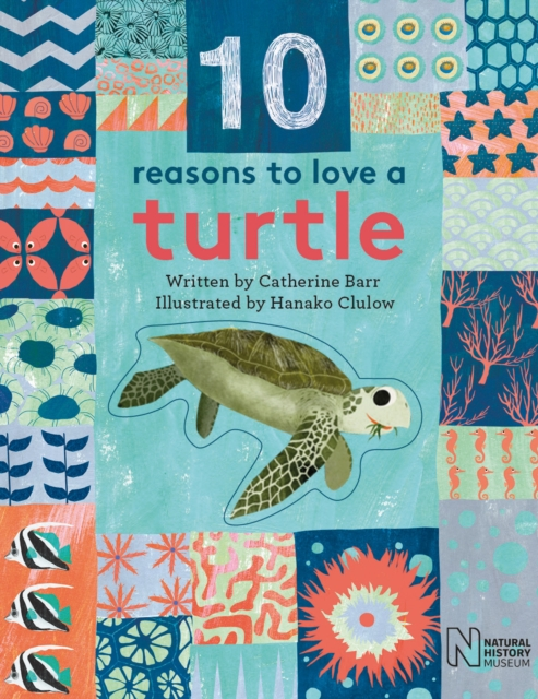 Cover for: 10 Reasons to Love a... Turtle