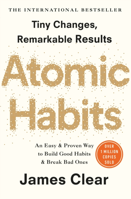 Image for Atomic Habits : The life-changing million copy bestseller