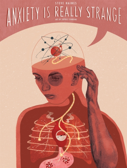 Cover for: Anxiety is Really Strange