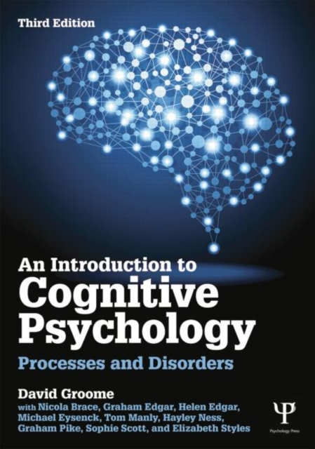 Image for An Introduction to Cognitive Psychology : Processes and disorders