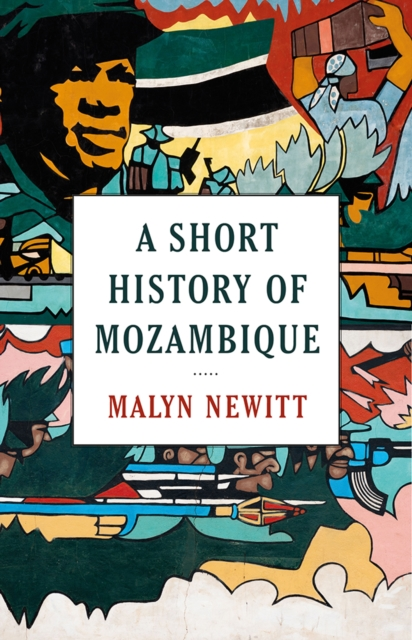 Cover for: A Short History of Mozambique