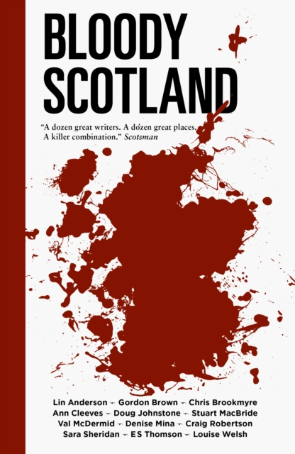 Cover for: Bloody Scotland