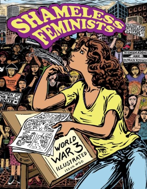 Cover for: Shameless Feminists