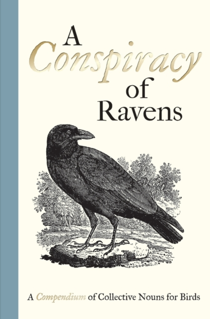 Cover for: A Conspiracy of Ravens : A Compendium of Collective Nouns for Birds