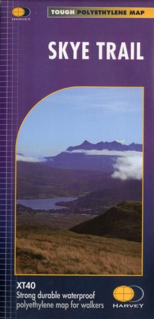 Skye Trail (Map), 9781851375172