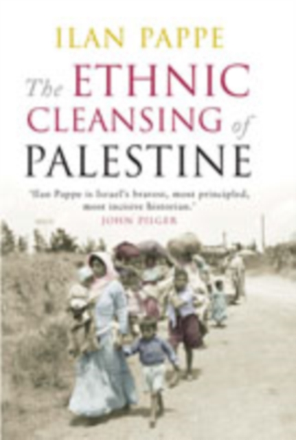 Cover for: The Ethnic Cleansing of Palestine