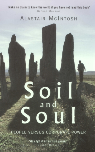 Cover for: Soil and Soul : People versus Corporate Power
