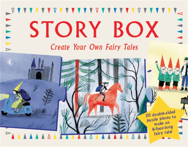 Cover for: Story Box : Create Your Own Fairy Tales