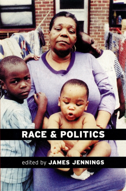 Cover for: Race and Politics : New Challenges and Responses for Black Activism