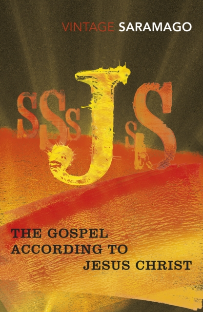 Cover for: The Gospel According to Jesus Christ