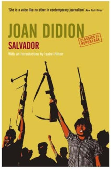 Cover for: Salvador