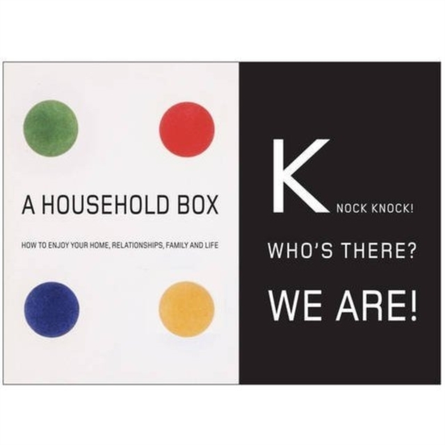 Image for A Household Box : How to Enjoy Your Home, Relationships, Family and Life