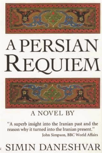 Cover for: A Persian Requiem