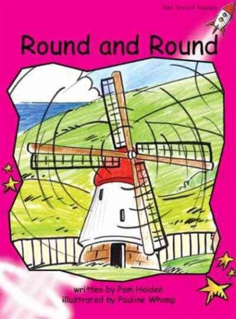 Round and Round: Emergent (Red Rocket Readers: Fiction Set B) (Paperback), Pam .