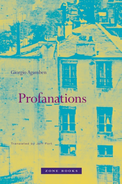Cover for: Profanations