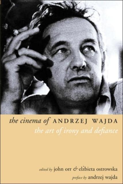 Cover for: The Cinema of Andrzej Wajda