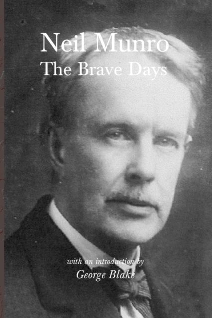 Cover for: The Brave Days