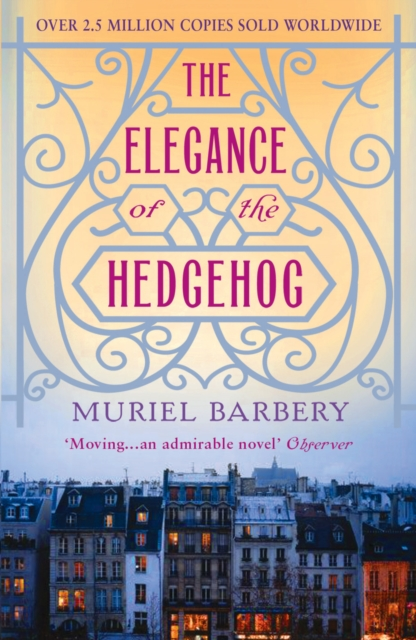 Cover for: The Elegance of the Hedgehog