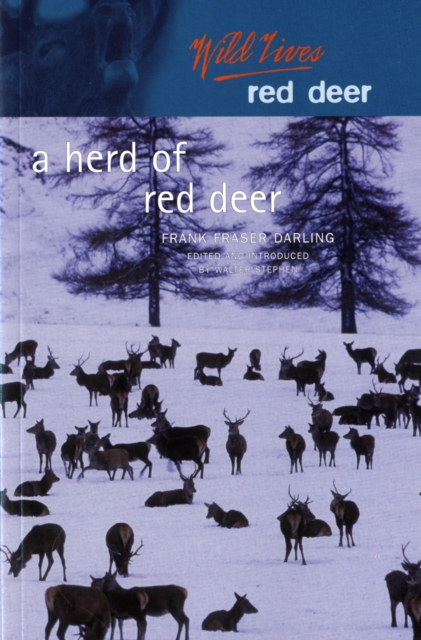 Cover for: A Herd of Red Deer : A Study in Animal Behaviour