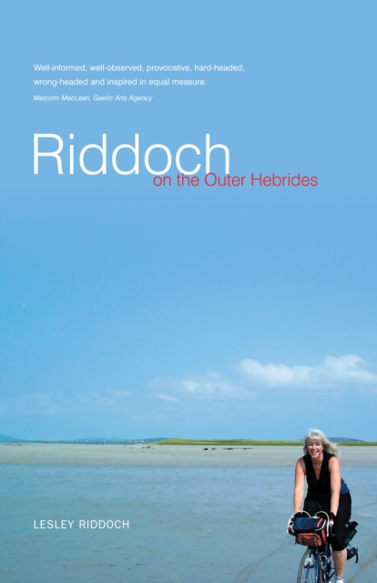 Cover for: Riddoch on the Outer Hebrides