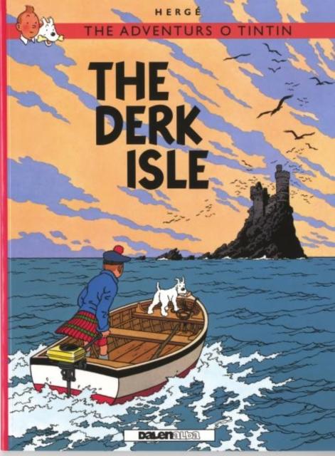 Image for Adventurs o Tintin, The: The Derk Isle