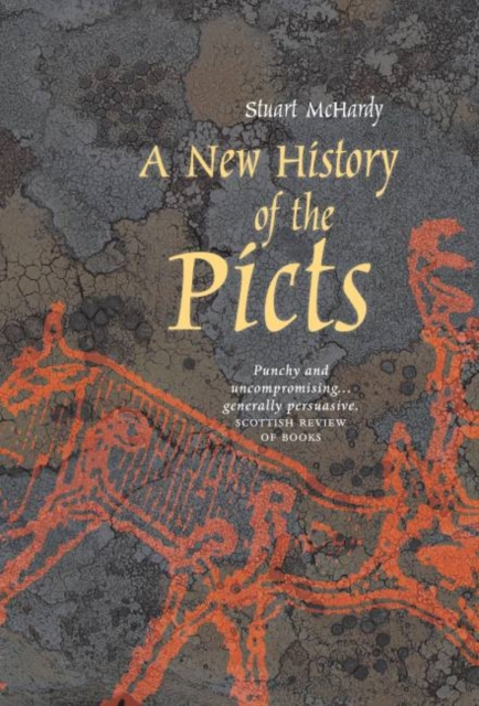 Cover for: A New History of the Picts