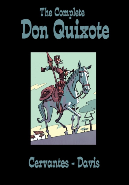 Cover for: The Complete Don Quixote